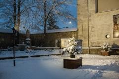 Pierwszy śnieg - styczeń 2021
