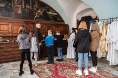 Przyjęcie do służby liturgicznej ministrantów