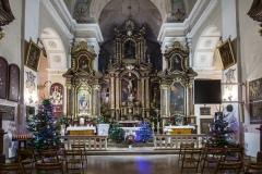 Wystrój Sanktuarium - Boże Narodzenie -2020