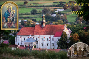 My w sieci - klasztor w Pińczowie