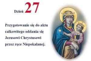 rekolekcje dzień 27