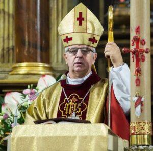 Biskup Kielecki Jan Piotrowski