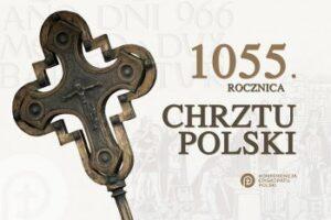 1055 rocznica chrztu Polski