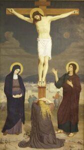 Triduum Paschalne - śmierć Jezusa na Krzyżu