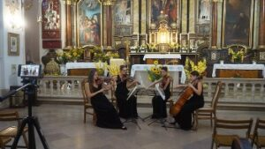 koncert Atma Quartet